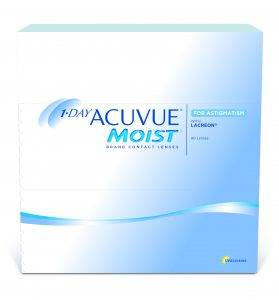 Acuvue 1 DAY Moist Astigmatism 90pk